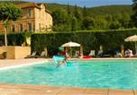 Location vacances Saint-Trinit - Chateau des Gipières-2