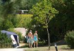 Camping avec Piscine Mauroux - Les Castels Le Camp de Florence-2