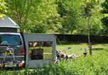 Camping avec Piscine couverte / chauffée Marcillac-Saint-Quentin - Camping La Castillonderie-2