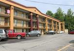 Hôtel Knoxville - Scottish Inn Knoxville-4