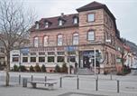 Hôtel Weinheim - Hotel Starkenburger Hof-1