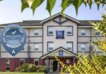 Hôtel Basse-Normandie - Ibis budget Coutances-1