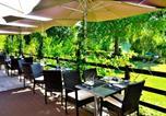 Hôtel Fontainebleau - Hostellerie du Country Club-4