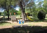 Camping avec WIFI Rustiques - Camping de l'Olivigne-2