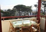 Location vacances Bidart - Apartment Résidence bidart plage : la plage à 200m-1