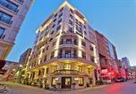 Hôtel Halaskargazi - Adelmar Hotel Istanbul Sisli-1