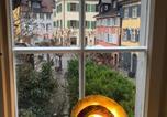 Location vacances Hagnau am Bodensee - Studio am Neuen Schloss Meersburg-1
