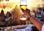 Hôtel Parc national de Göreme et sites rupestres de Cappadoce - Cappadocia Cave Suites-4