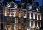 Hôtel Saint-Gilles - La Madeleine Grand Place Brussels