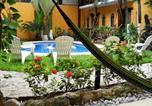 Hôtel Playa del Carmen - Hotel Bosque Caribe, 5th Av. zone-2