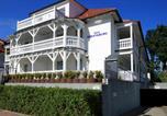 Location vacances Binz - Haus & Villa Strandburg by Rujana-2