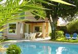 Location vacances Camaret-sur-Aigues - Holiday home Lotissement des Tilleuls-2