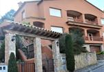 Location vacances Begur - Begur Holiday Home Sleeps 7 with Pool Air Con and Wifi-2