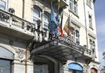 Hôtel Le centre-ville de Padoue - Hotel Grand'Italia-3