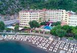 Hôtel İçmeler - Hotel Golmar Beach-1