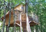 Camping avec Piscine couverte / chauffée Sainte-Catherine-de-Fierbois - Castel Parc de Fierbois-2