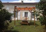 Location vacances Bagnizeau - La Gravelle-1