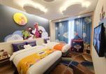 Hôtel Suwon - Staz Hotel Premier Dongtan-4