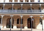 Hôtel Australie - Fremantle Beach Backpackers-1