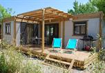 Camping avec Quartiers VIP / Premium Sausset-les-Pins - Camping Marius-4
