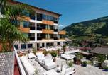 Hôtel Zell am Ziller - Alpenhotel Stefanie-1