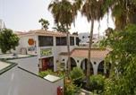 Hôtel Tuineje - Puerto Caleta-4