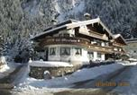 Hôtel Mayrhofen - Hotel Garni Montana-1
