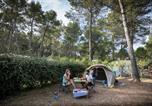 Camping avec Piscine Bouches-du-Rhône - Huttopia Fontvieille-4