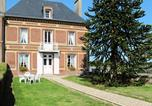Location vacances Haute-Normandie - Holiday Home Le Domaine du Vasouy - Cvx400-1