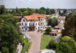 Hôtel Mogliano Veneto - Hotel Villa Stucky