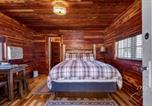 Hôtel Eureka Springs - Log Cabin Inn-1