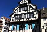 Hôtel Strasbourg - Petite France - Pavillon Régent Petite France-4