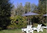 Location vacances Calès - Bed & Breakfast Le Moulin Neuf-3