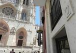 Location vacances  Burgos - Apartamento Catedral-1