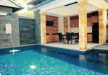 Location vacances Gianyar - Kori Maharani Villas - Two-bedroom Villa with Private Pool 2-2