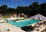 Camping avec Site nature Saint-Jean-le-Centenier - Le Camping du Théâtre-1