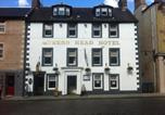 Hôtel Cornhill-on-Tweed - Queenshead Hotel Kelso