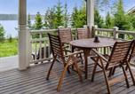 Location vacances Lieksa - Holiday Home Villa hymy-3