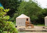 Villages vacances Ocean Shores - Long beach Camping Resort Yurt 11-1