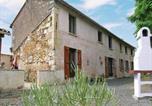 Location vacances Saint-Aubin-du-Plain - Three-Bedroom Holiday home Bouillé Loretz with a Fireplace 09-1
