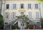 Hôtel Brissac-Quincé - Chambre d'Hôtes Marchand-1