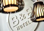 Hôtel Jouques - B&B Hôtel Aix en Provence Venelles-1