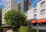 Hôtel Utrecht - Ibis Utrecht-4