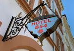 Hôtel Heidelberg - Hotel B54 Heidelberg-4