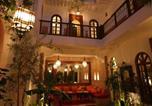 Hôtel Marrakech - Riad Sable Chaud-1