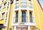 Hôtel Lauda-Königshofen - Das Central - City Boutique Hotel-4