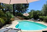 Location vacances Evenos - Villa Vineyards-1