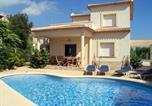 Location vacances Sanet y Negrals - Villas Benicadims - Btb-1