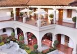 Hôtel Cuernavaca - Hotel Boutique & Spa La Casa Azul-1