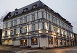Hôtel Norvège - Henriks Hotell-2